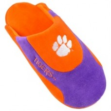 Clemson University Low Pro Stripe Slippers
