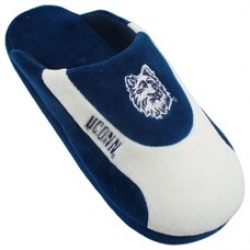 University of Connecticut Low Pro Stripe Slippers