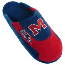 University of Mississippi Low Pro Stripe Slippers