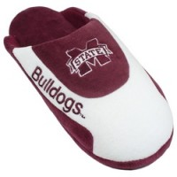 Mississippi State University Low Pro Stripe Slippers