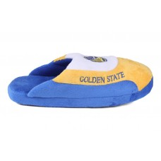 Golden State Warriors Low Pro Stripe Slippers