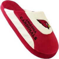 Arizona Cardinals Low Pro Stripe Slippers