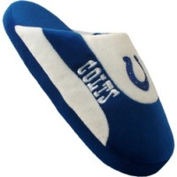 Indianapolis Colts Low Pro Stripe Slippers