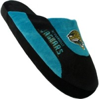 Jacksonville Jaguars Low Pro Stripe Slippers