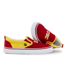 University of Southern California Tennis Shoes - Slip Ons