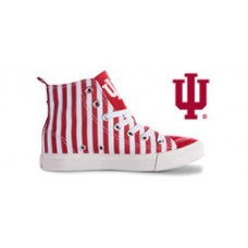 Indiana University High Top Tennis Shoes
