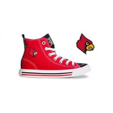 University of Louisville High Top Tennis Shoes