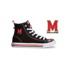 University of Maryland High Top Tennis Shoes