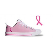 Breast Cancer Awareness Tennis Shoes